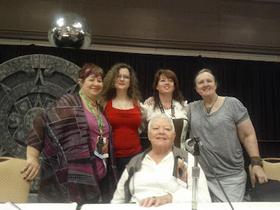 A Conversation with the First Ladies of Fantasy