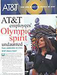 AT&T coverage of 1996 Olympic Games