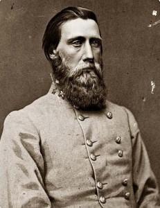 Confederate Gen. John Bell Hood