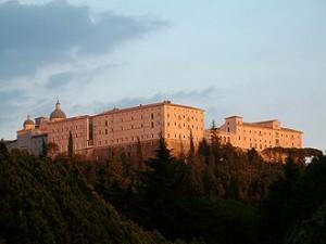 Present-day Monte Cassino, where allies met tenacious German defenses during WWII. Photo courtesy of: Wharton