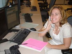 Sarah Jamison (courtesy of NOAA)