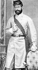 Capt. Wirz was the only Confederate soldier charged with war crimes in the Civil War. He was hanged on Nov. 10, 1865.