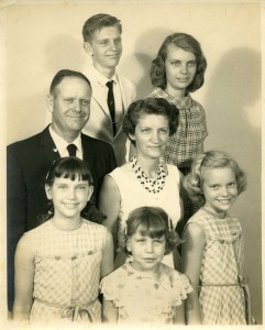 The Clotfelter family.