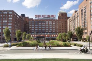 Ponce City Market, photo credit: Sarah Dorio