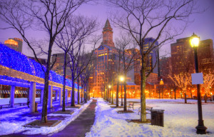 snowy-boston