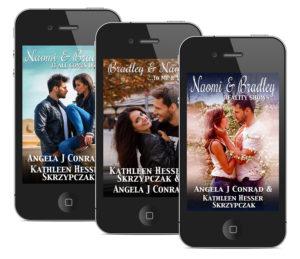 NaomiBradley_ThreeBooks