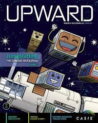 Upward Magazine Cover April 2018