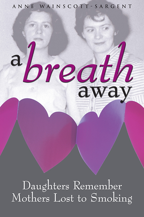 Anne Wainscott A Breath Away book