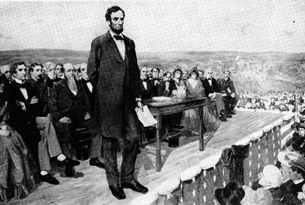 """i have a dream speech compared to gettysburg address Background: abraham lincoln and """"the gettysburg address"""" [lincoln   background: martin luther king jr and his """"i have a dream"""" speech."""