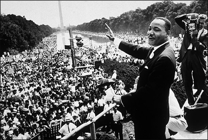 I have a dream speech date